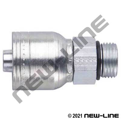1A Crimp X Male ORB Adapter