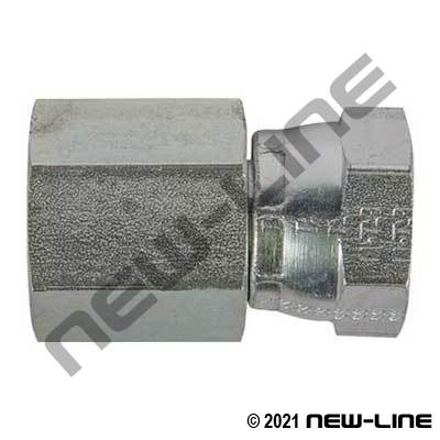 Eaton Female NPSM Swivel x Female NPT Straight