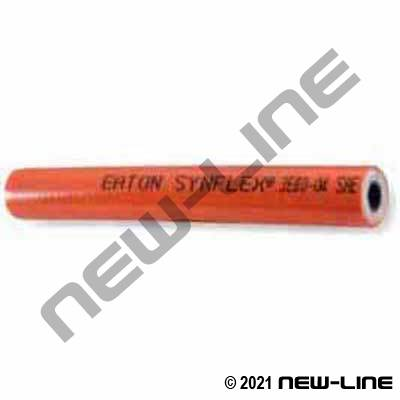 Synflex SAE100R8 Orange Non-Conductive Thermo Hydraulic Hose