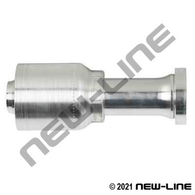 6S Crimp Coupling X C62 Flange Straight