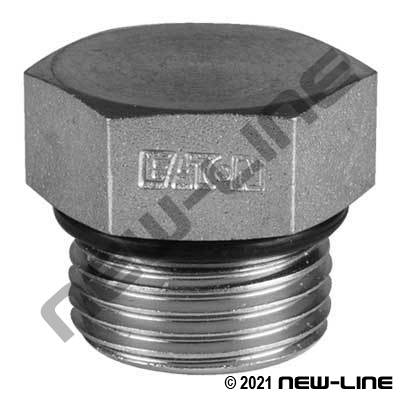 Eaton ORB Hex Head Plug