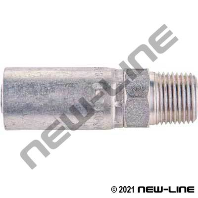 903 Series x Male NPT Rigid