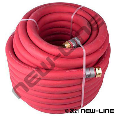 Red Contitech Frontier Multipurpose Hose 200 Psi