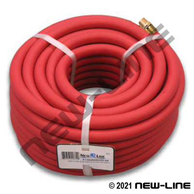 ContiTech Variflex Hose with Crimped Male NPT Ends - 300 PSI