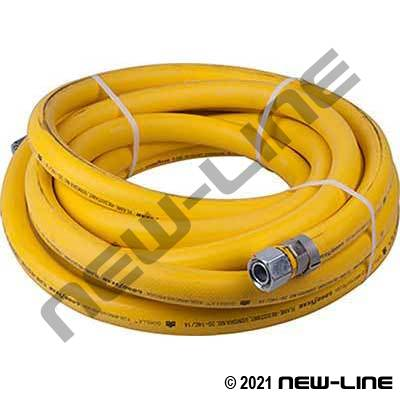 Yellow Gorilla Multi-Purpose Hose/Mining Fittings Each End
