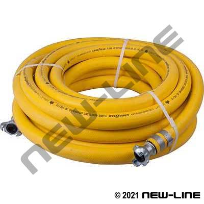 Yellow Gorilla Multi-Purpose Hose with N32 Universals