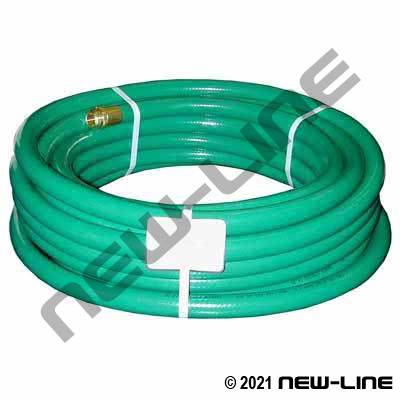Green Commercial with N505/N510 Brass GHT