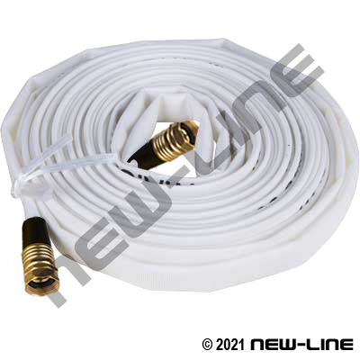 "5/8"" White Untreated Standby Light Duty Fire with GHT"
