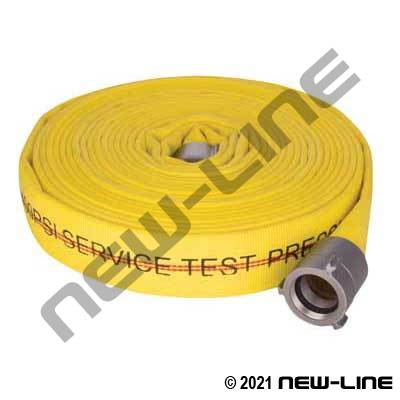 Yellow Newcap Double Jacket(Urethane Tube)/HardcoatAlum Ends
