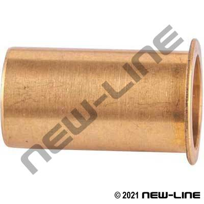 Nylon DOT Tube Brass Insert