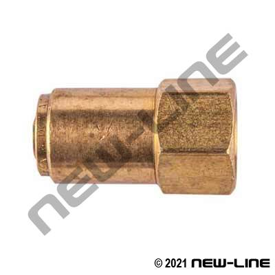 DOT Tube Push-In x Female NPT