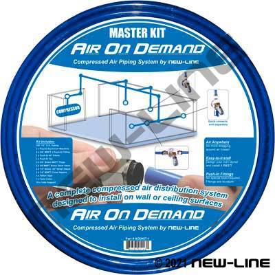 Complete Air-On-Demand Master Kit