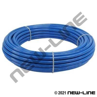 "Air-On-Demand 1/2"" OD X.38Id X 100 Ft Low Density Blue Polypropylene Tube - Refill or Expansion Kit"