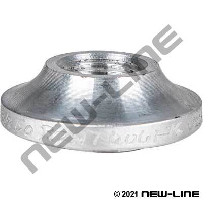 Aluminum NPT Weld-In Scully Flange