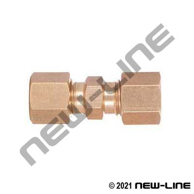Brass Air Shift Transmission Union Coupling