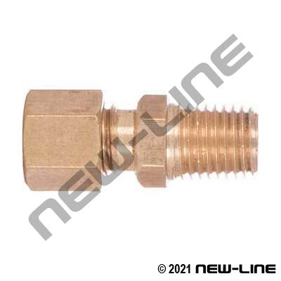 Brass Air Shift Transmission Compression x Male NPT