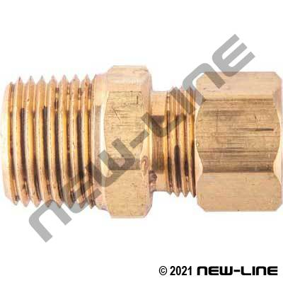 Male NPT Compression Tank Coupling
