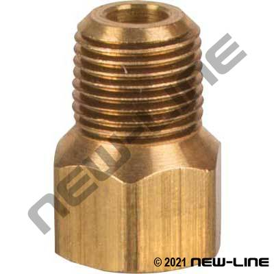 Tube x Male NPT Threaded Tube Sleeve
