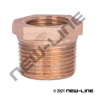 Cast Brass Bushing