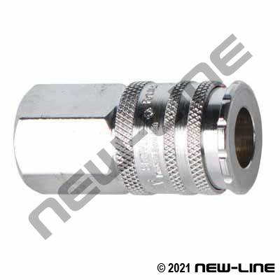 CEJN Snap Check Test Coupler Female NPT