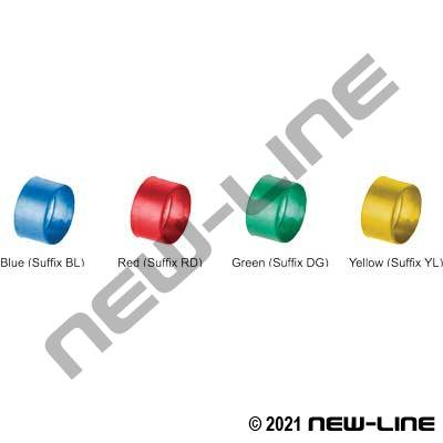 EATON FF Series Color Rings for ISO16028 Nipples