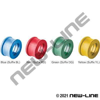 EATON FF Series Colour rings for ISO16028 Couplers