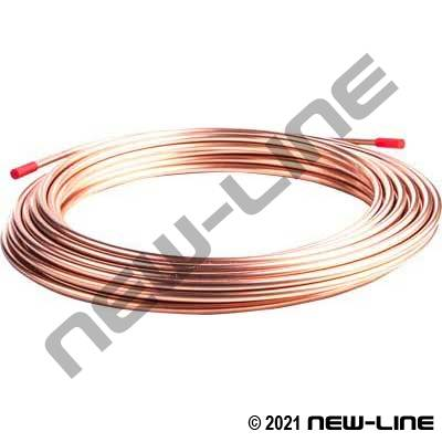 Annealed Copper Tubing