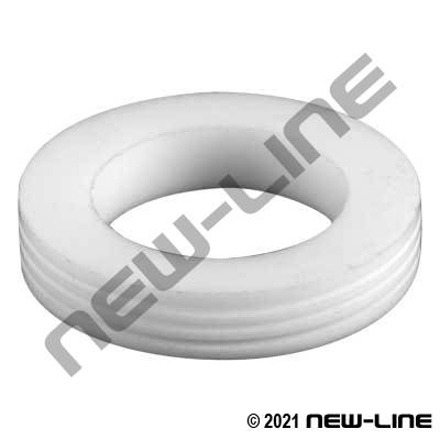 PTFE Accordion Style FDA Camlock Gasket