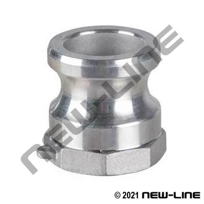 316 Stainless Part A Camlock - Female NPT Adapter