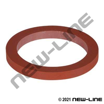 Premium Silicone Camlock Gaskets
