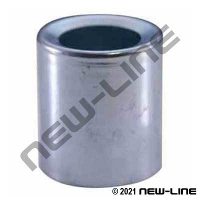 Plated Steel Ferrule For Low Pressure Hose