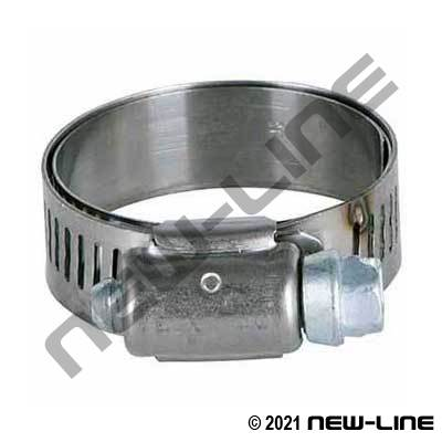 Liner / Saddle Gear Clamps - Narrow Band
