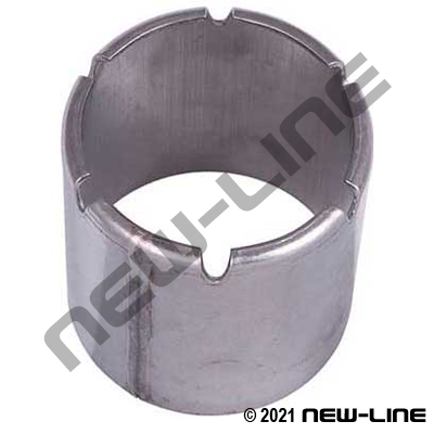 Regular Interlocking Stainless Steel Crimp Ferrule