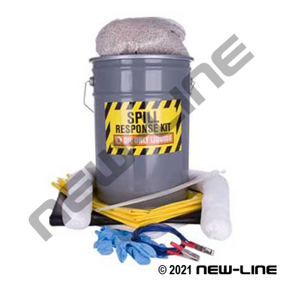 Emergency Response CPPI Kit - 23L Metal Pail