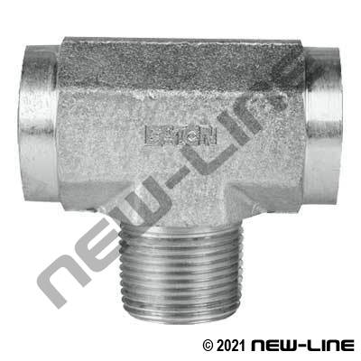 Eaton Female NPT x Male NPT TEE
