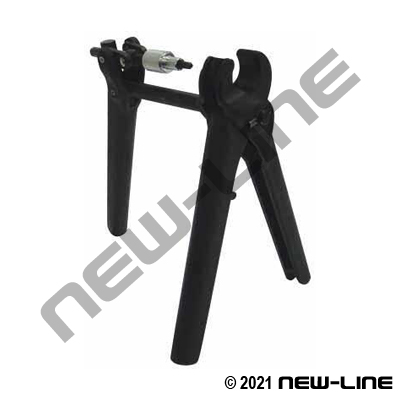 Socketless Fitting Hand Held Assembly Tool