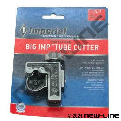 "Big Imp Tube Cutter 3/8"" To 1-1/8"""