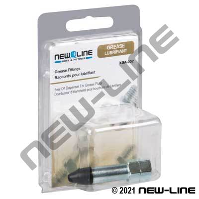 Grease Seal Off Dispenser For Grease Plugs - Retail Package