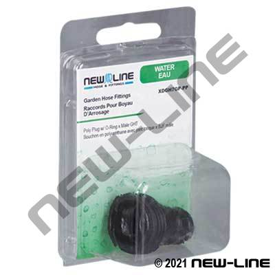 Express Pack Poly GHT Quick Connect Plug