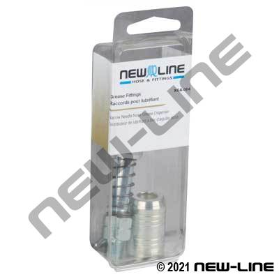 Grease Dispenser - Narrow Needle Nose - Retail Packaging