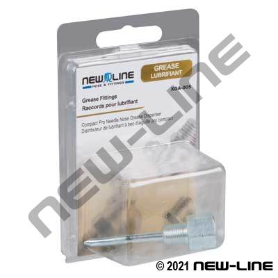 Grease Dispenser - Compact Pro Needle Nose - Retail Package