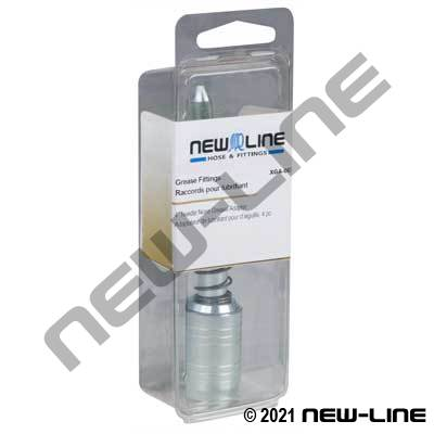"Grease 4"" Needle Nose Adapter - Retail Packaging"