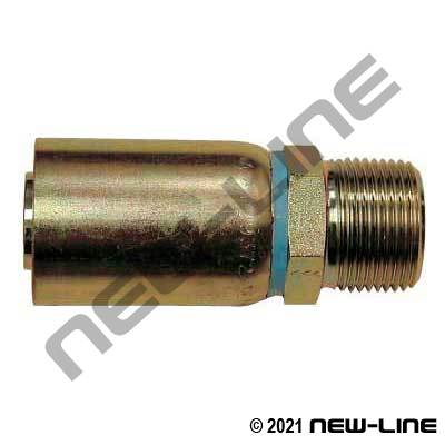Sewer Hose Repair Swage X Male NPT