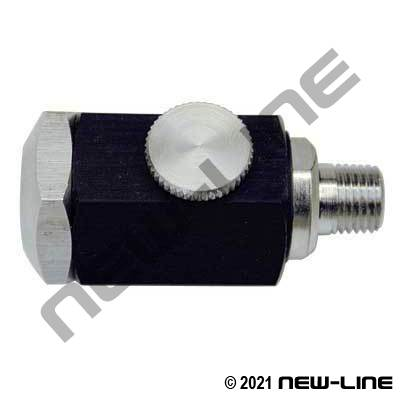 Mini In-Line Air Lubricator/Oiler