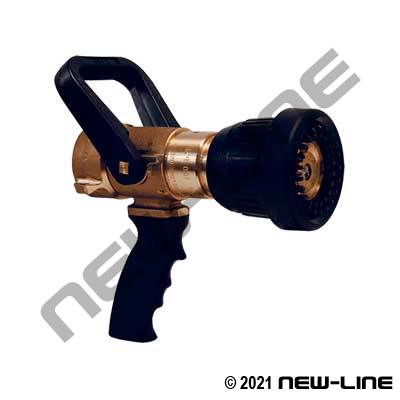 US Coast Guard Brass Nozzles Grip Nozzle with Handle