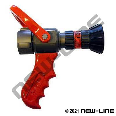 Pistol Grip Fog Nozzle with Handle