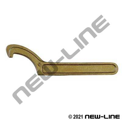 Brass Storz Wrench