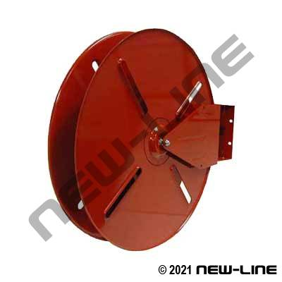 Swing Style Fire Hose Storage Reel