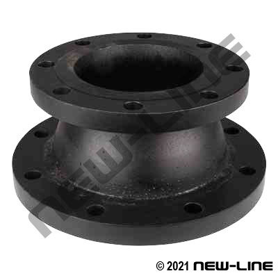 150# Forged Steel Raised Face Union Flange x Flange