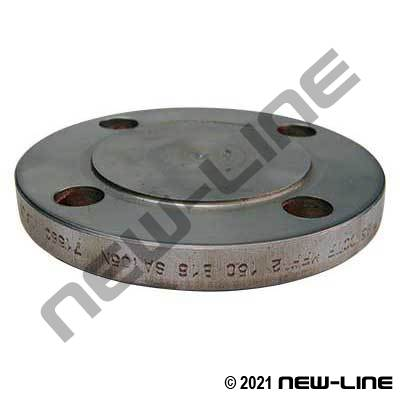 304 Stainless 150# Raised Face Blind Flange